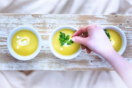 Partyservice Riedlinger Landfrauen Suppe
